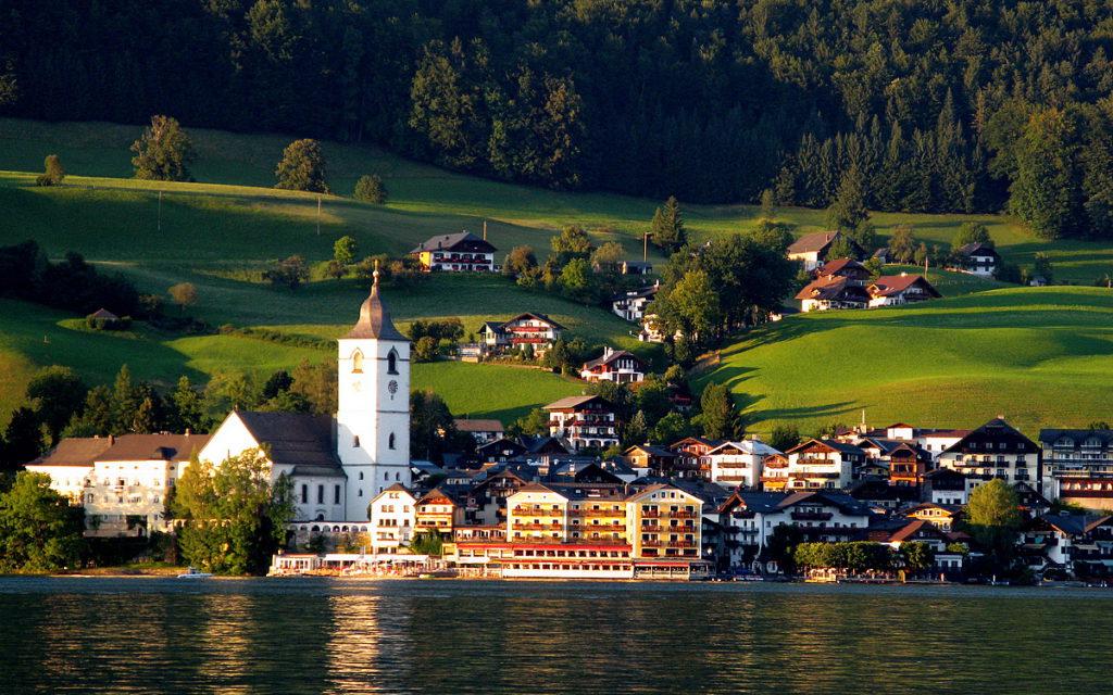 St. Wolfgang - Bontour